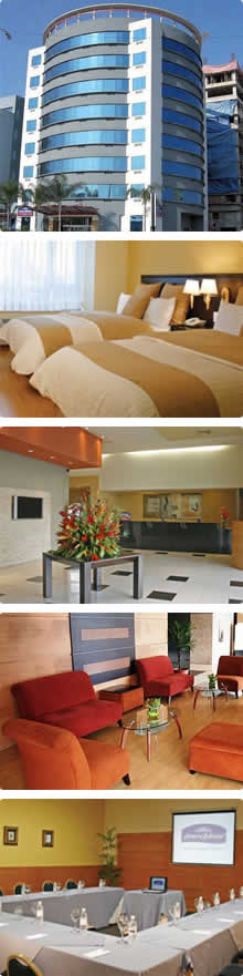 Hotel Howard Johnson Guayaquil