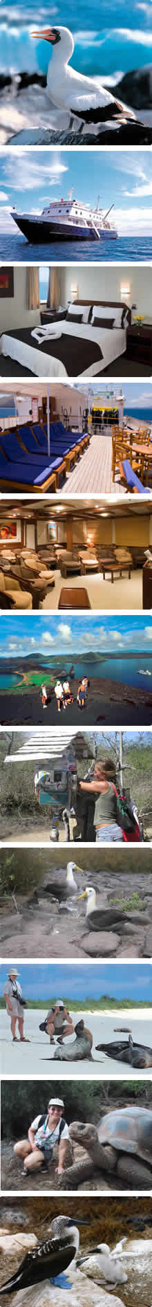 Galapagos Islands Cruises, Eclipse