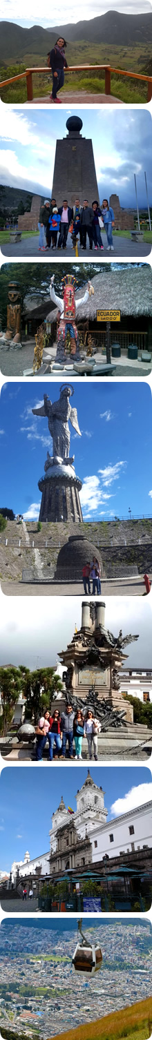 Tour Mitad del Mundo - Quito Colonial